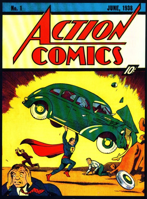 Ebay Sells Action Comics No. 1 for over 3 Million Dollars
