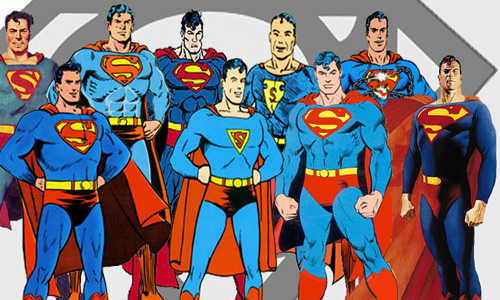 Many Supermen