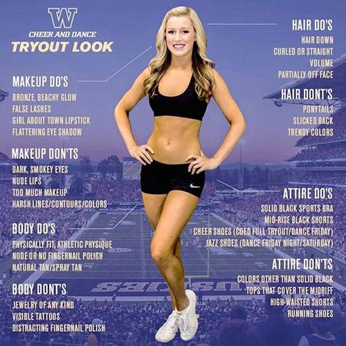 Washington-cheerleader